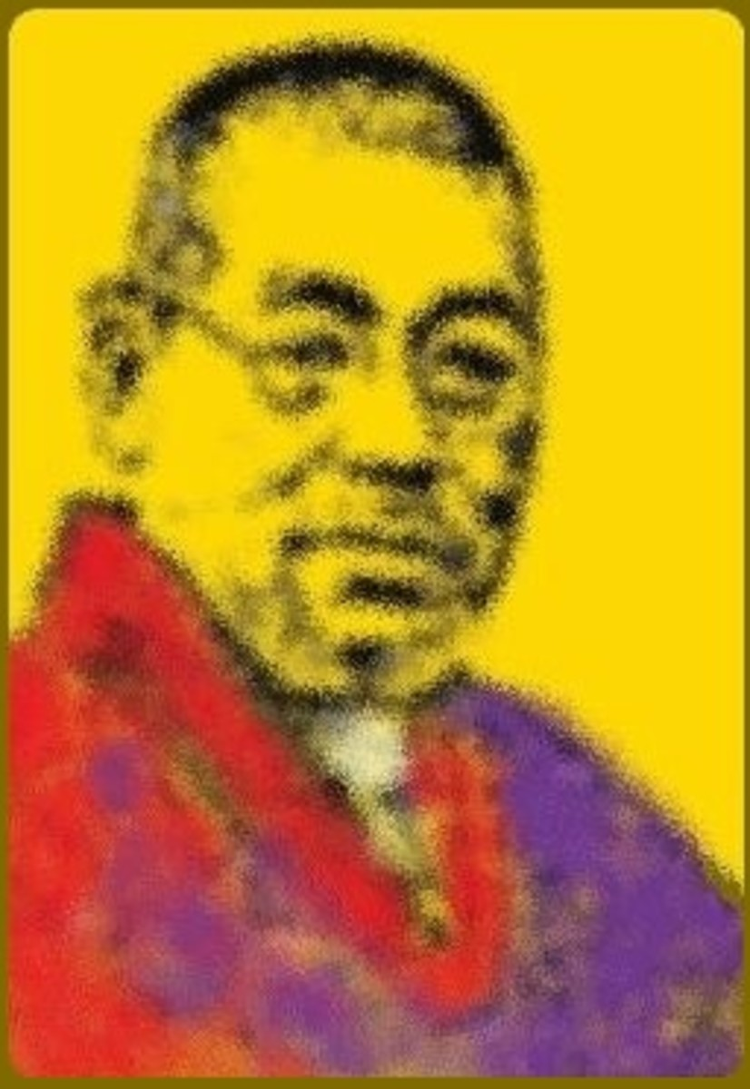 Japanese Monk Mikao Usui - The Founder Of Reiki - The One Who Introduced Reiki Healing To The World