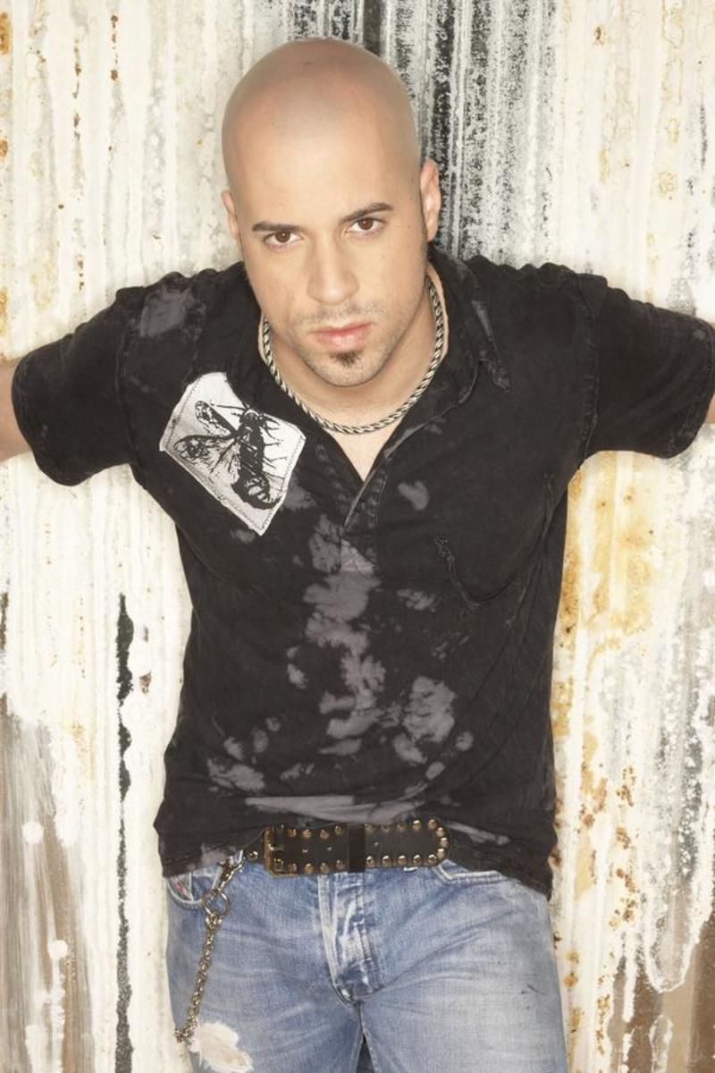 Chris Daughtry of American Idol fame