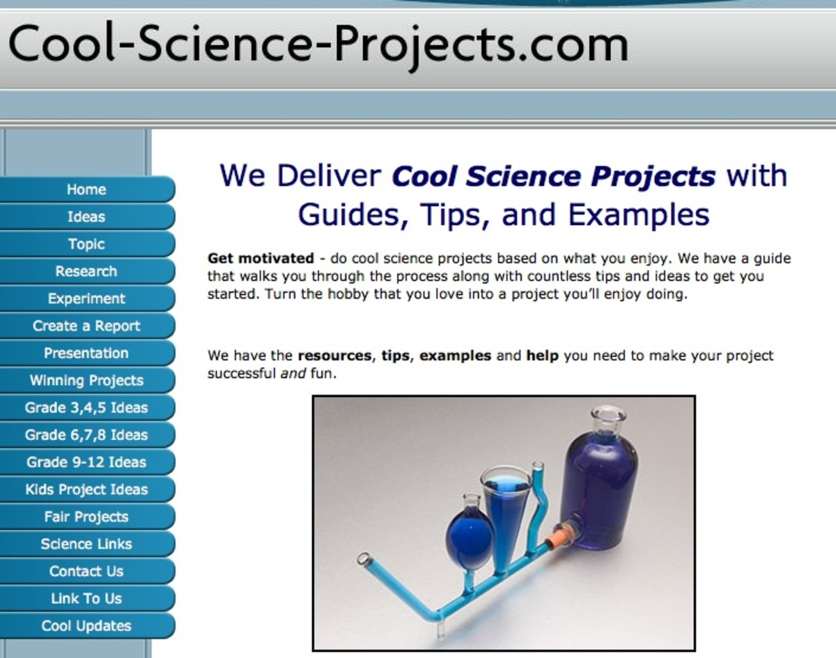 Cool Science Projects