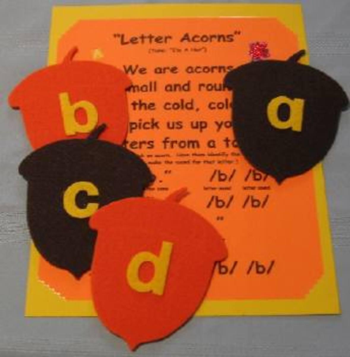 Acorn Letters