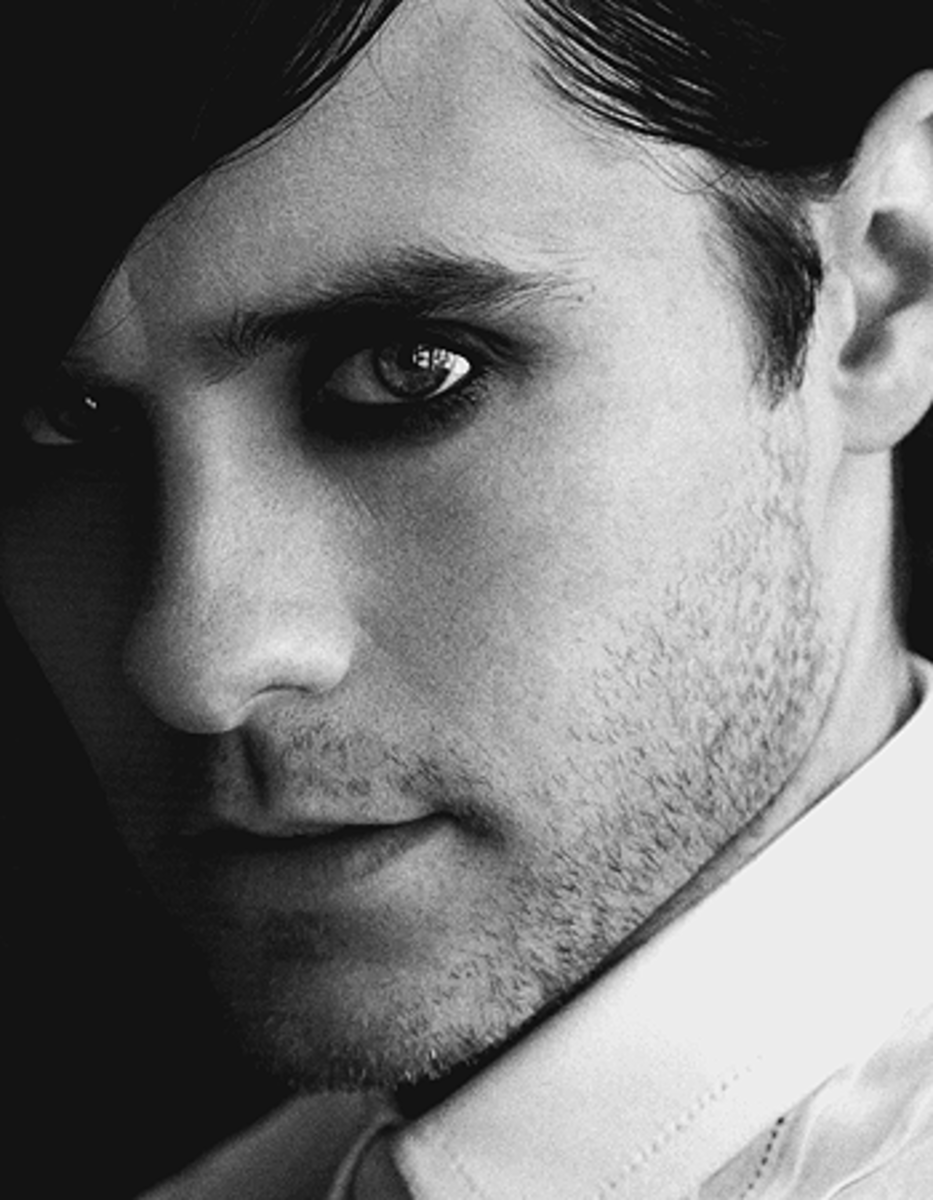 Actor and lead singer for 30 Seconds to Mars Jared Leto is also a guyliner fan.