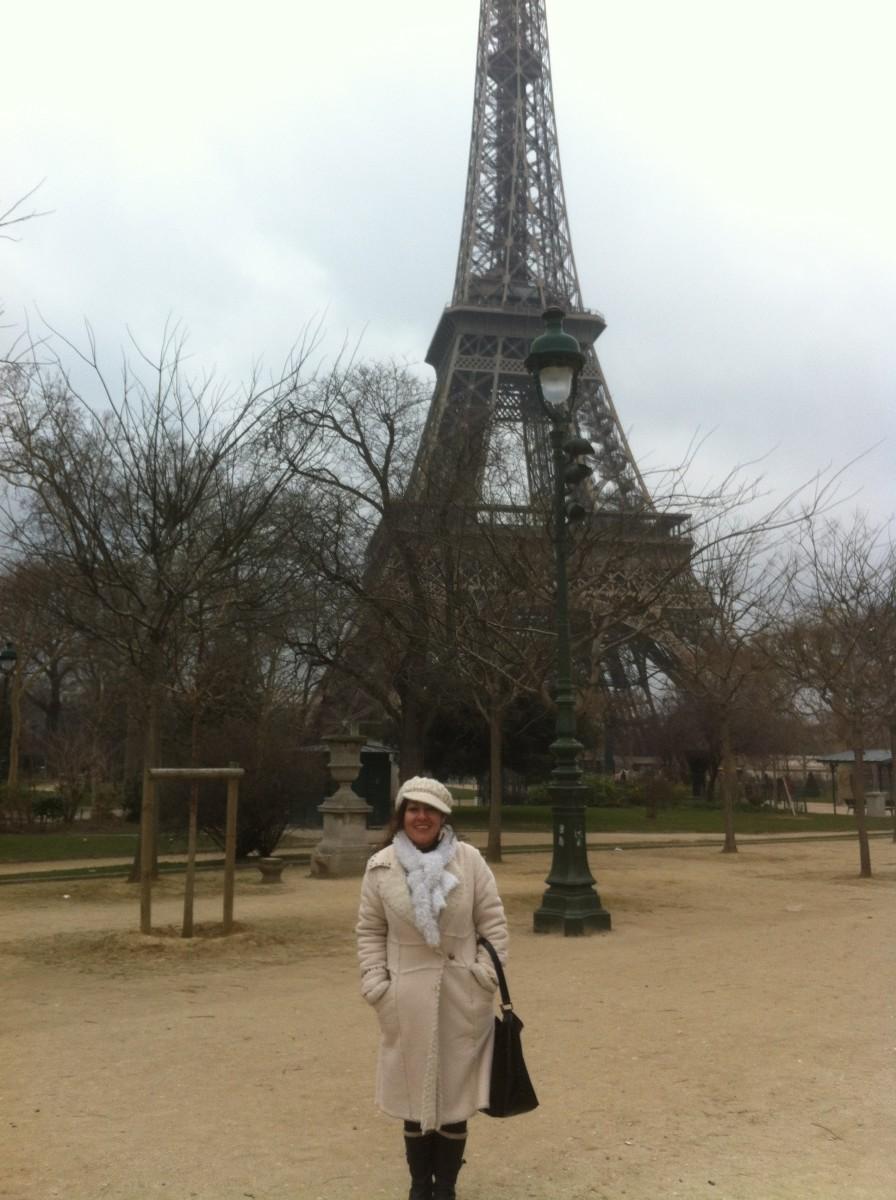 Wendy in Paris