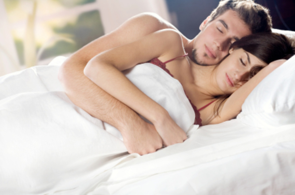 Twelve reasons not to sleep with your partner or spouse tonight.
