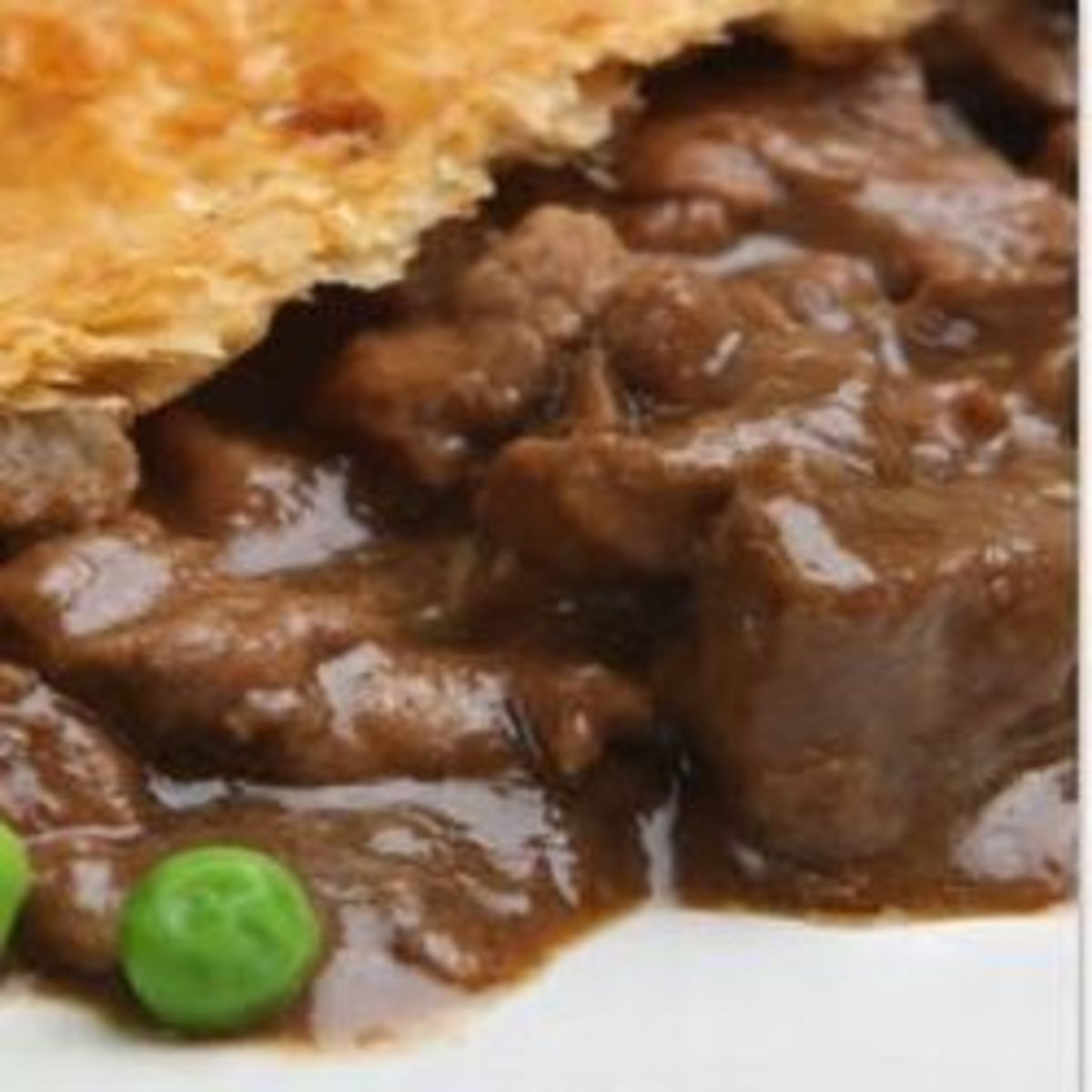 Old Fashioned English Steak and Kidney with Dumplings Casserole