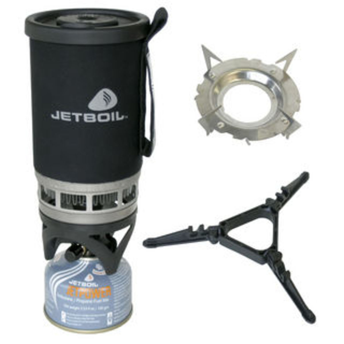 Jetboil Personal Cooking System with Support and Stabilizer