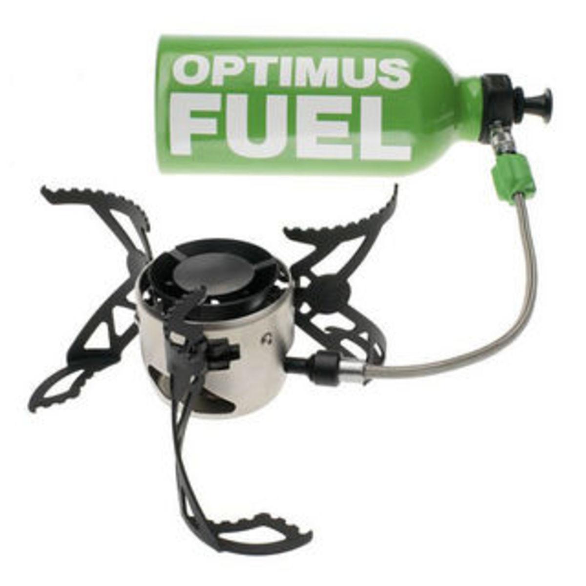 Optimus Plus Multi-Fuel Stove