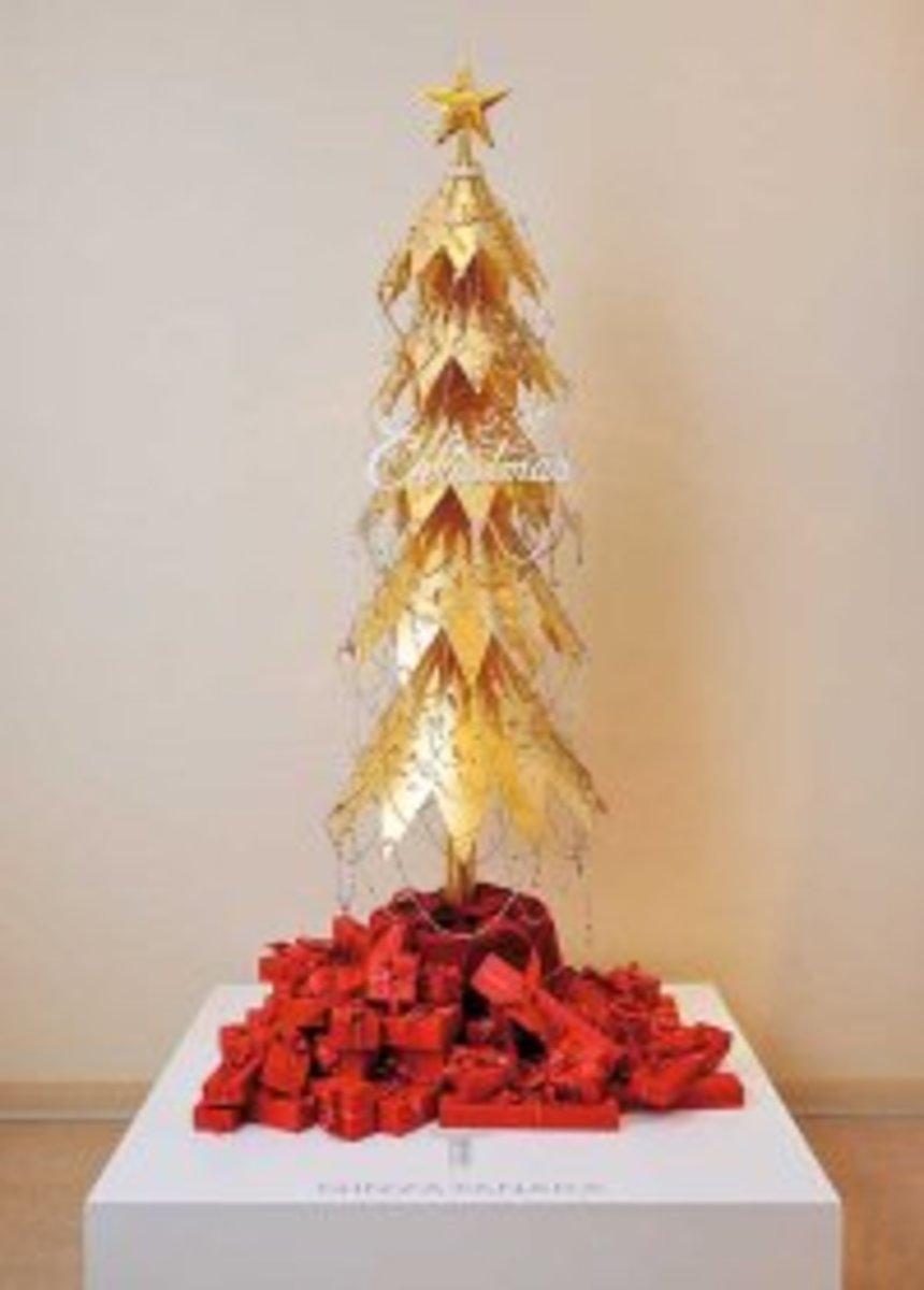 Costliest Christmas tree