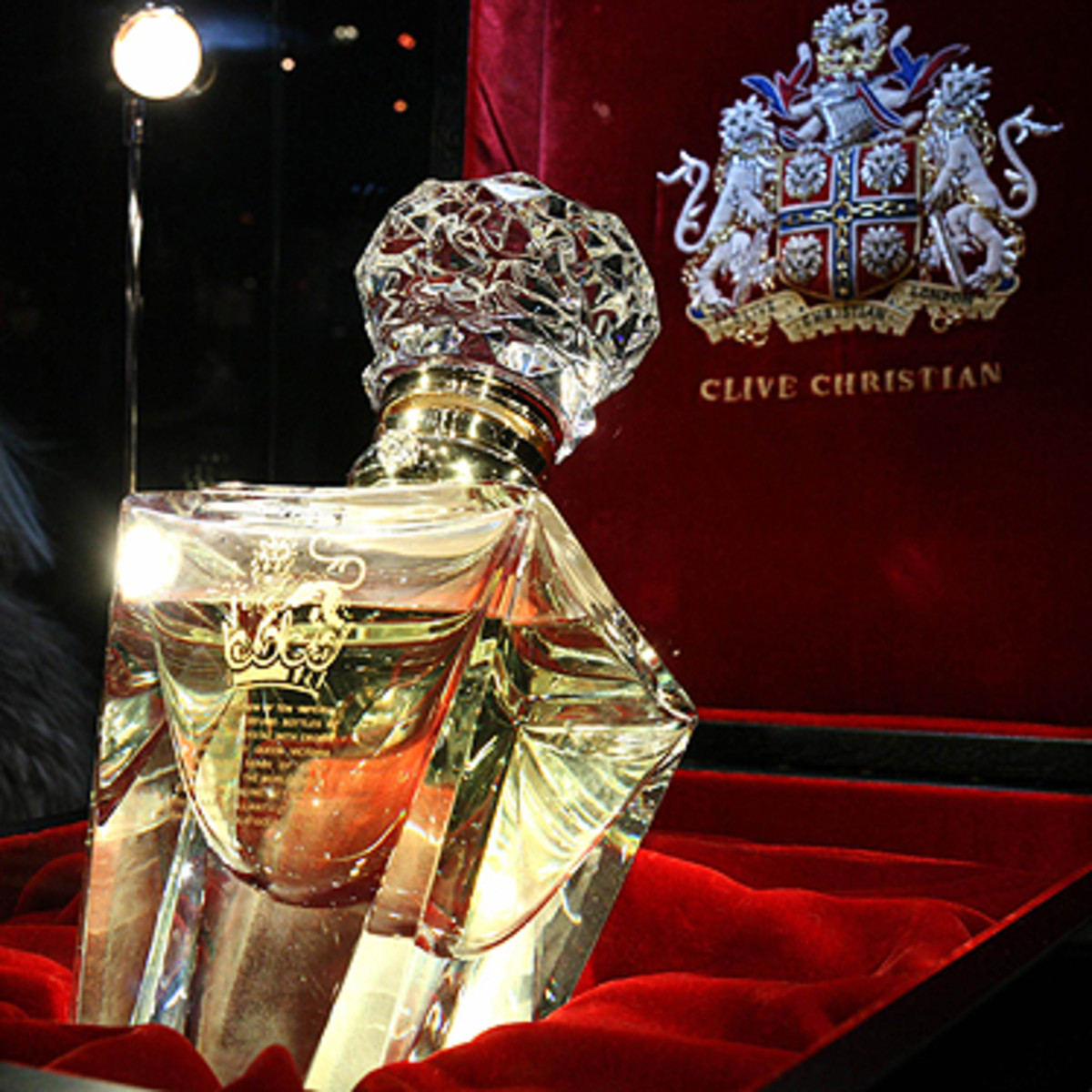 Most Expensive Bottle of Perfume