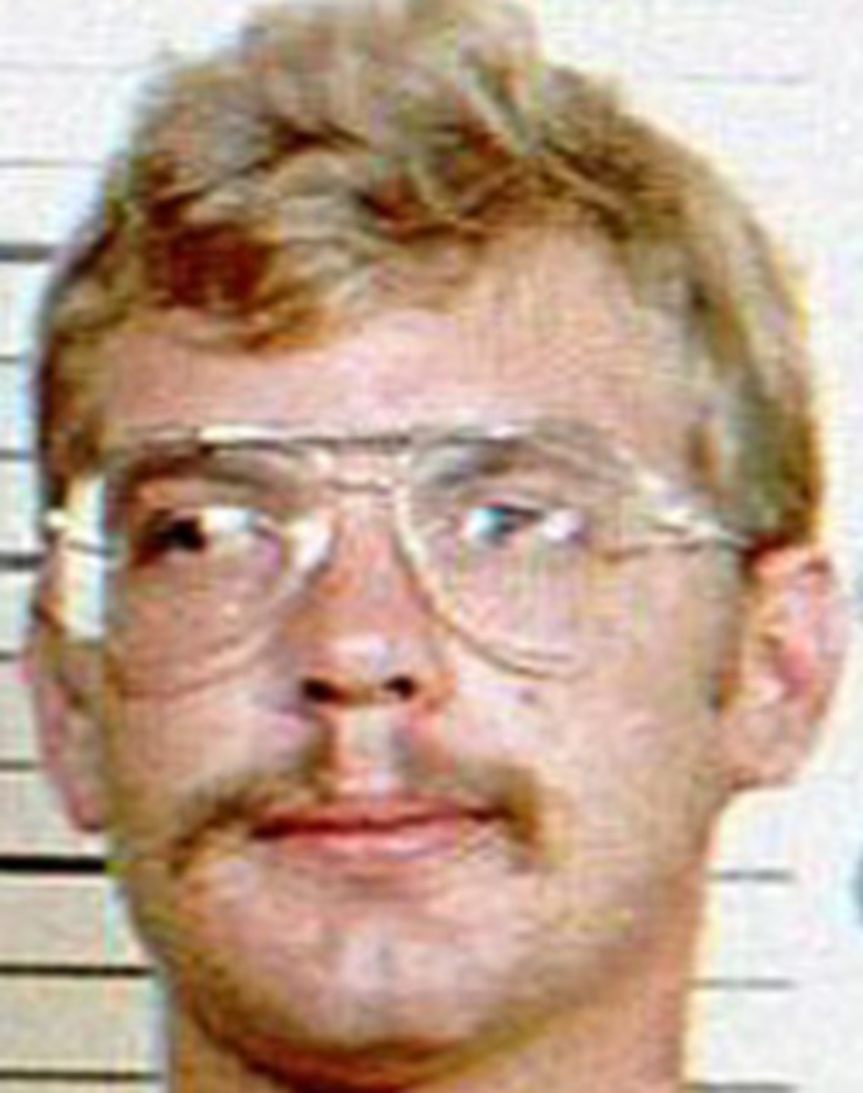 Otis Toole 1983 Jacksonville Florida. Notice he does look like Jeffery Dahmer.