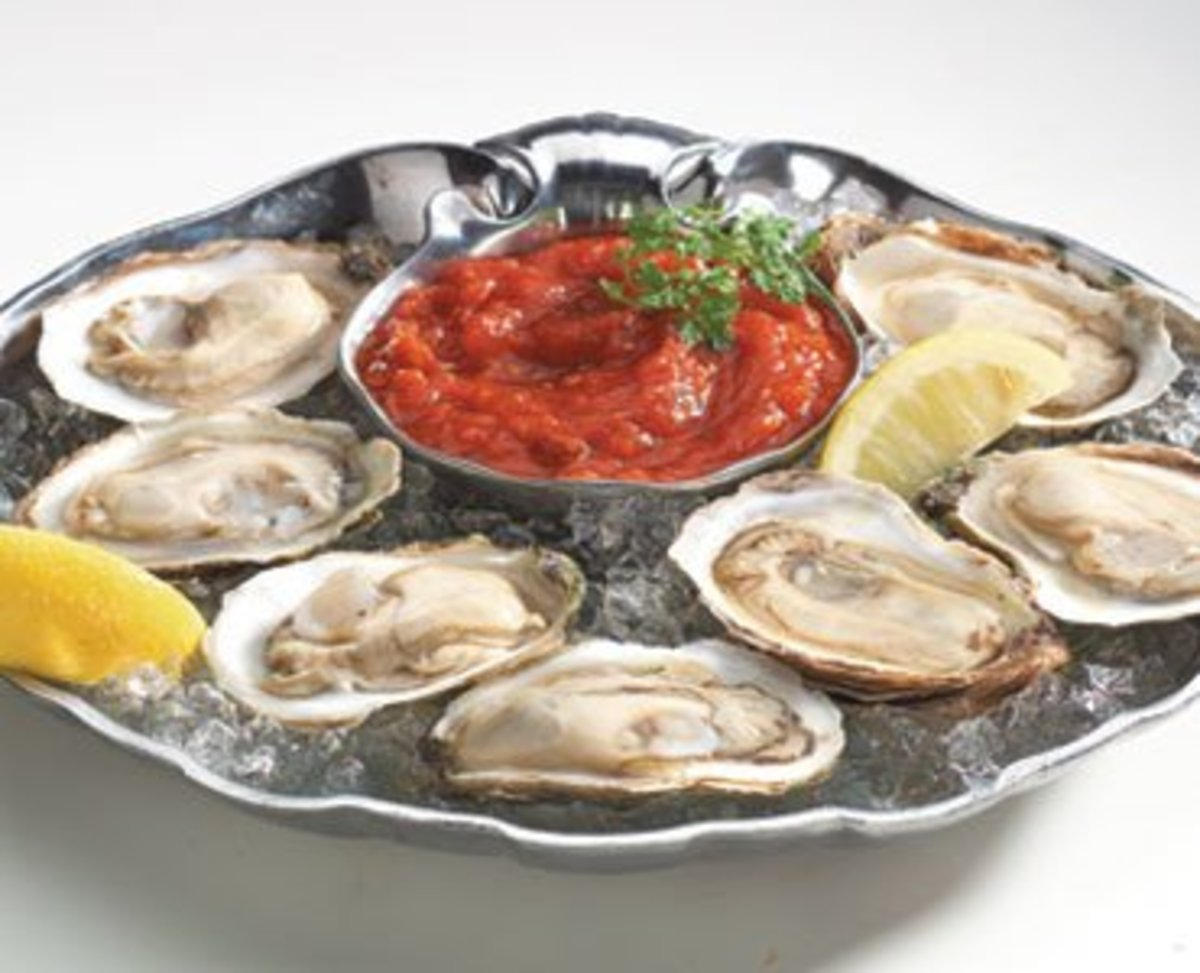 There are so many things you can do with oysters. And on this hub page you will find all my secret oyster recipes.