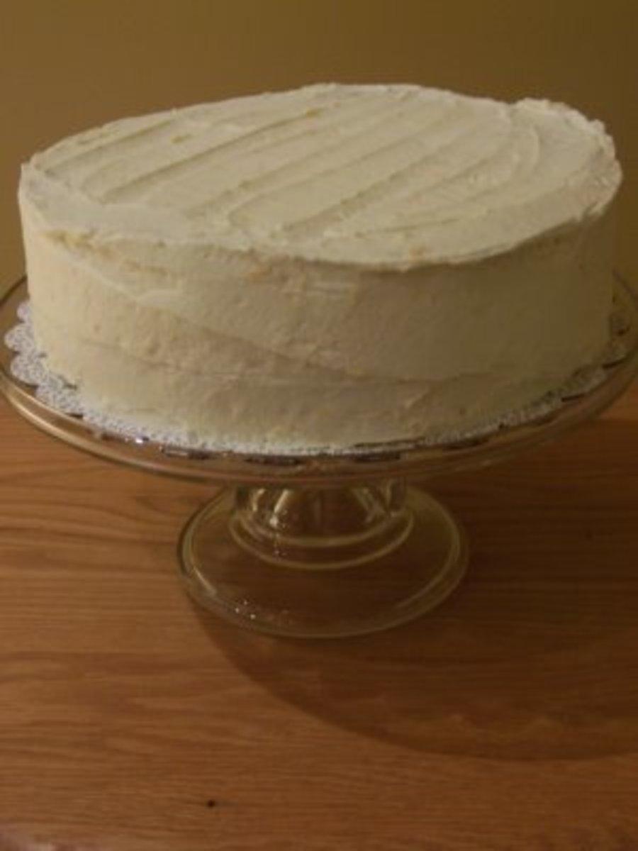 Lemon Layer Cake - General Robert E Lee Cake Recipes — Dishmaps