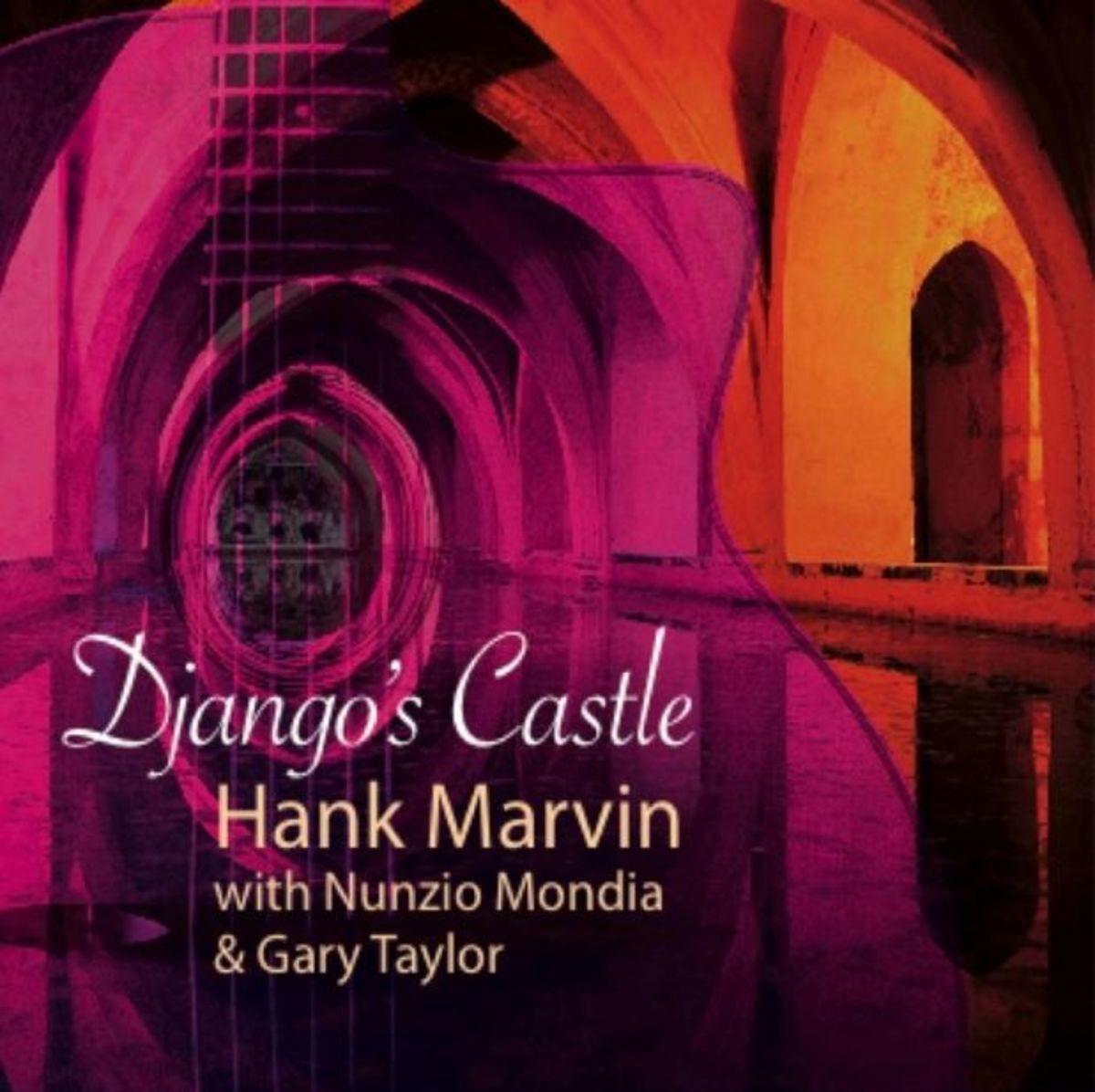 hank marvin plays jazz guitar