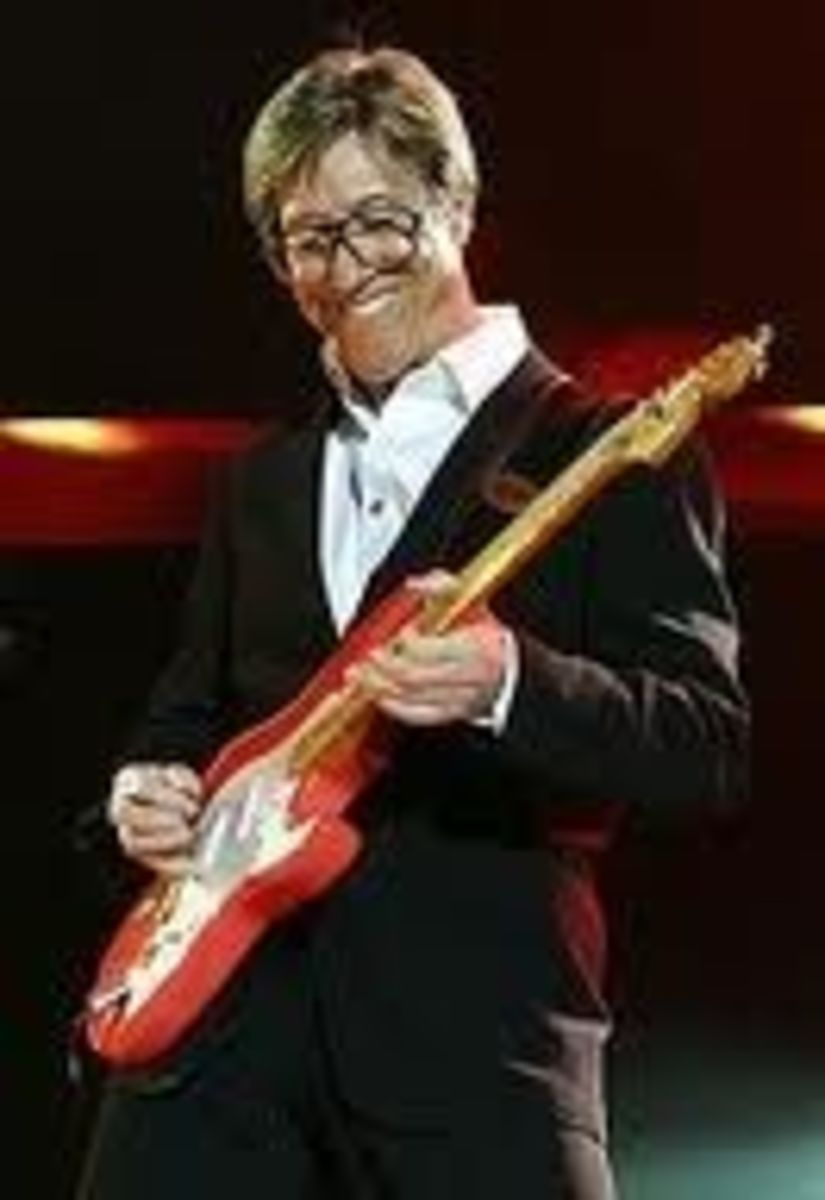 hank marvin and the drifters