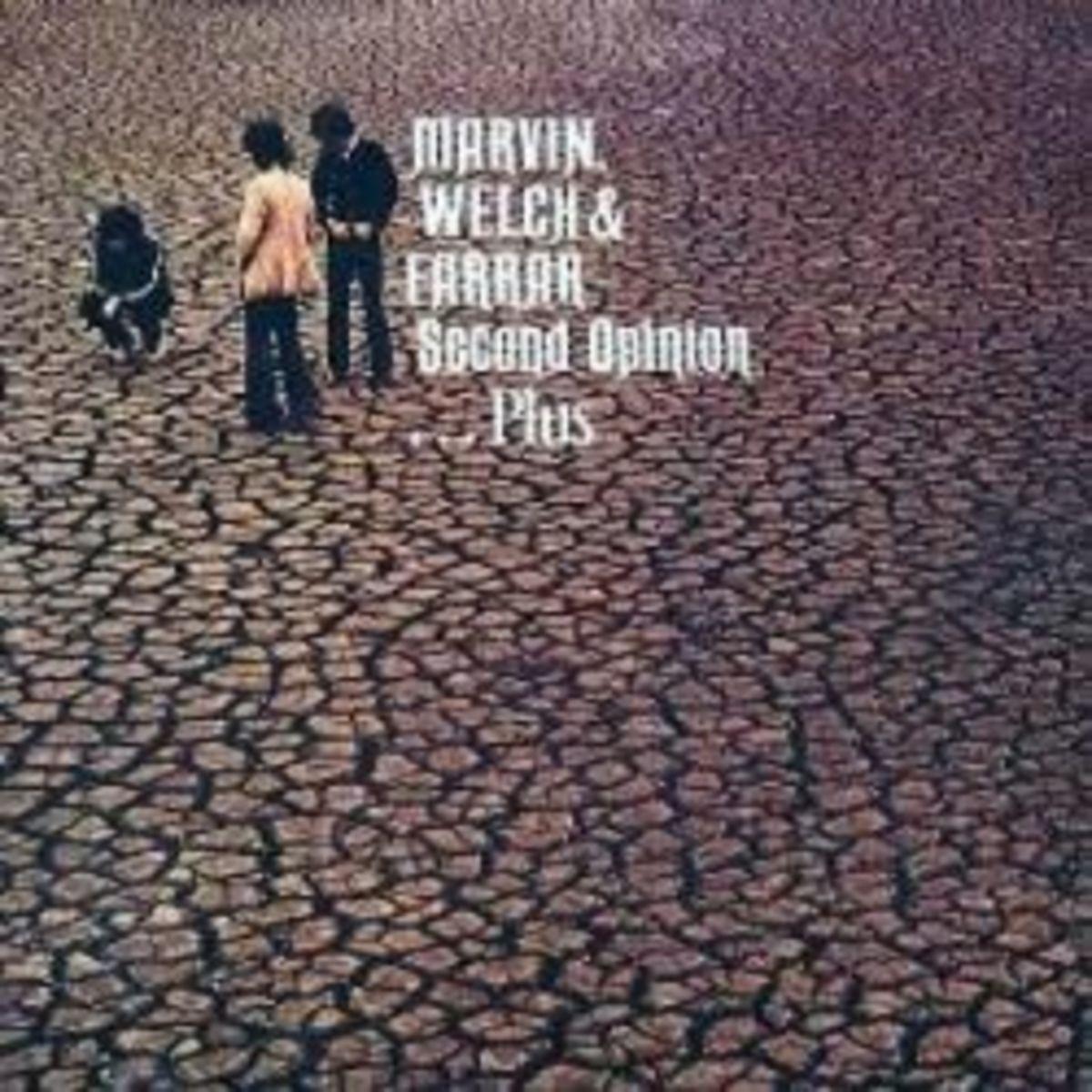 Second Opinion Marvin Welch Farrar