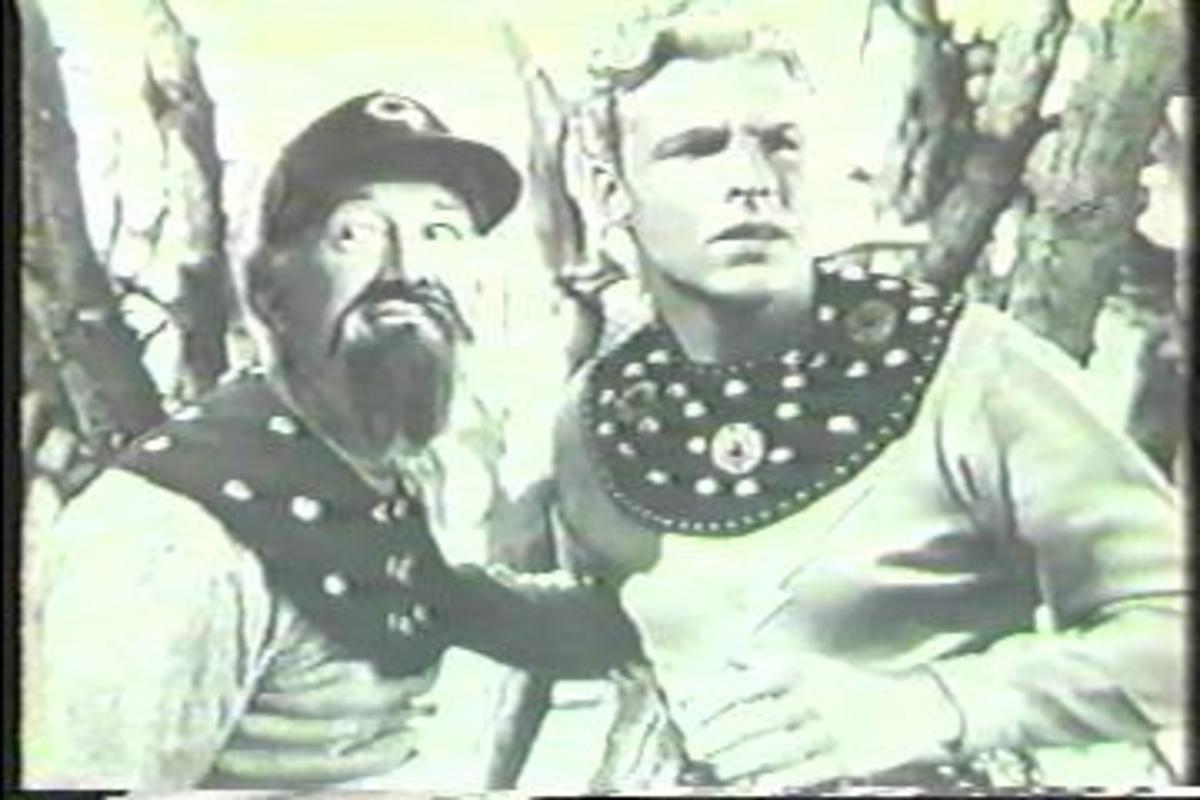 Ghoulardi and Flash Gordon