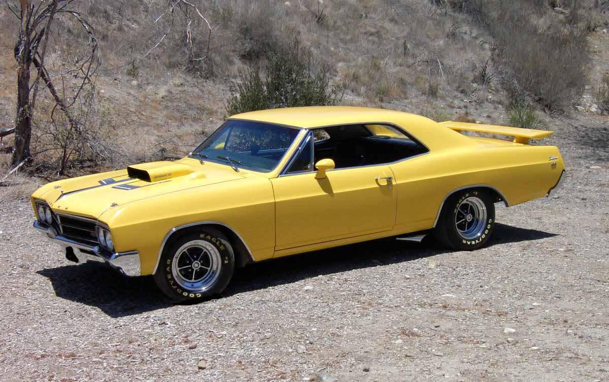 10 - 1966 Buick Skylark GS