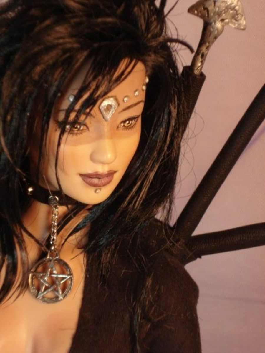 """Medusa"" ~  By Bordello Dolls - September 2010"