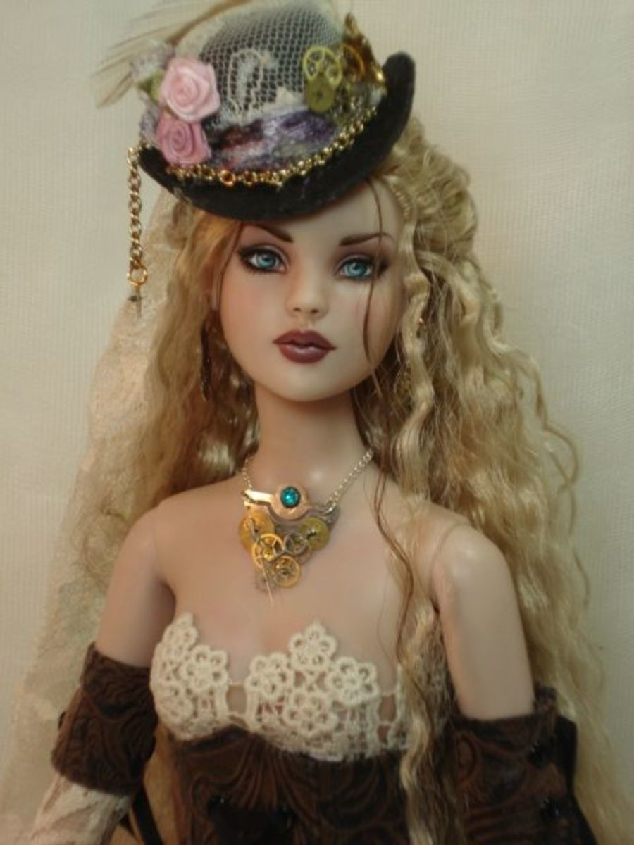 """Hayden"" - Bordello Dolls - April 2011"