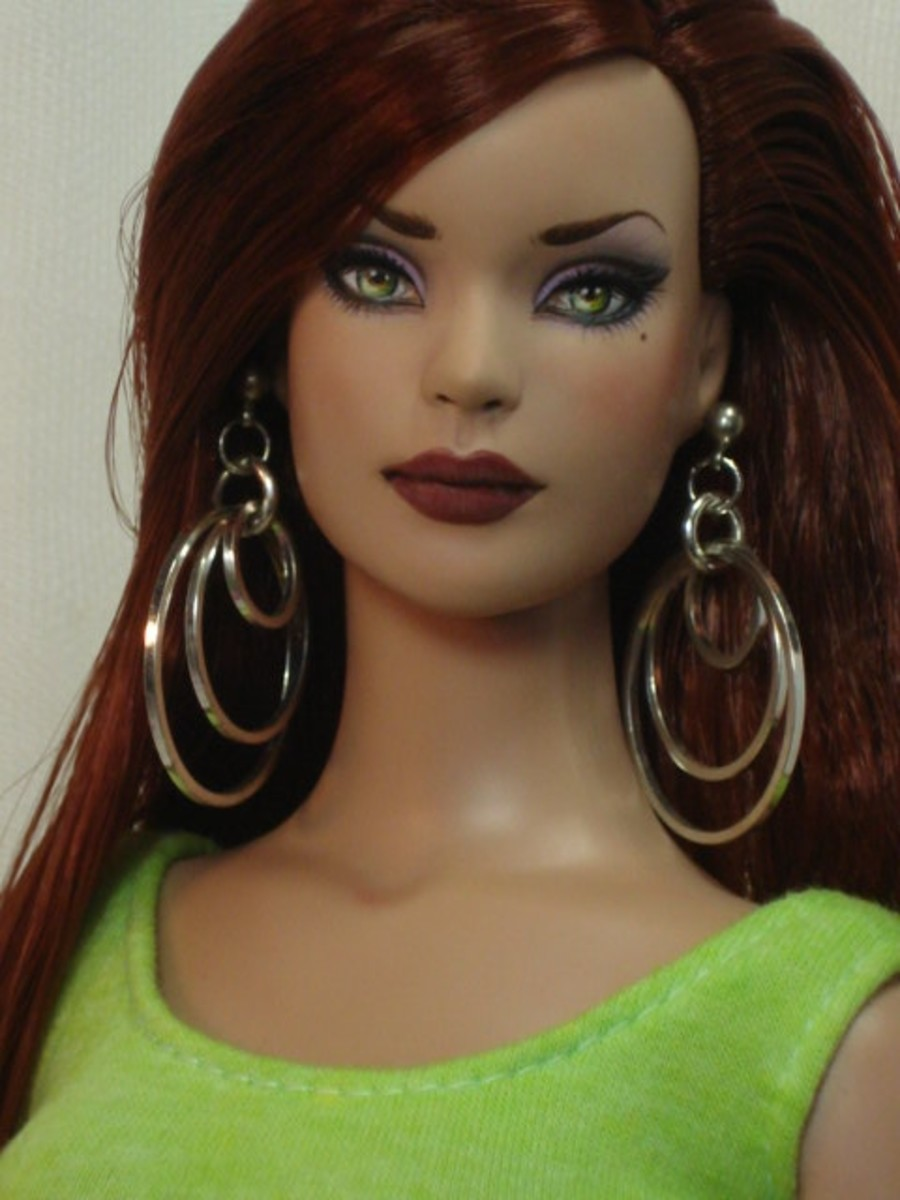 """Caylin"" - Bordello Dolls - February 2011"