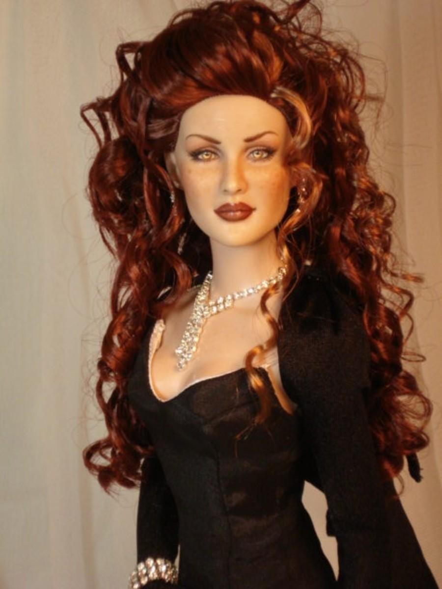 """Carman"" - Bordello Dolls December 2009"