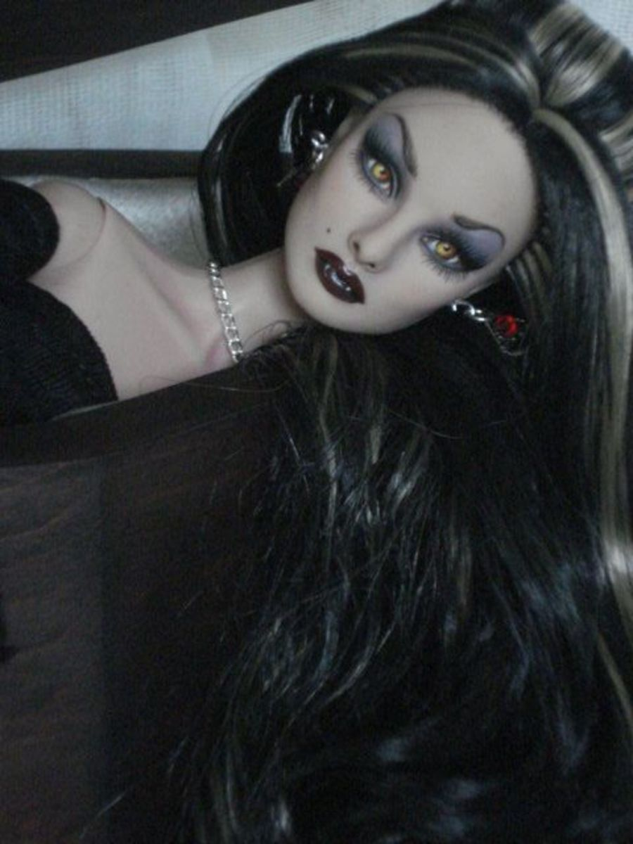 """Brielle"" by Bordello Dolls - May 2012"
