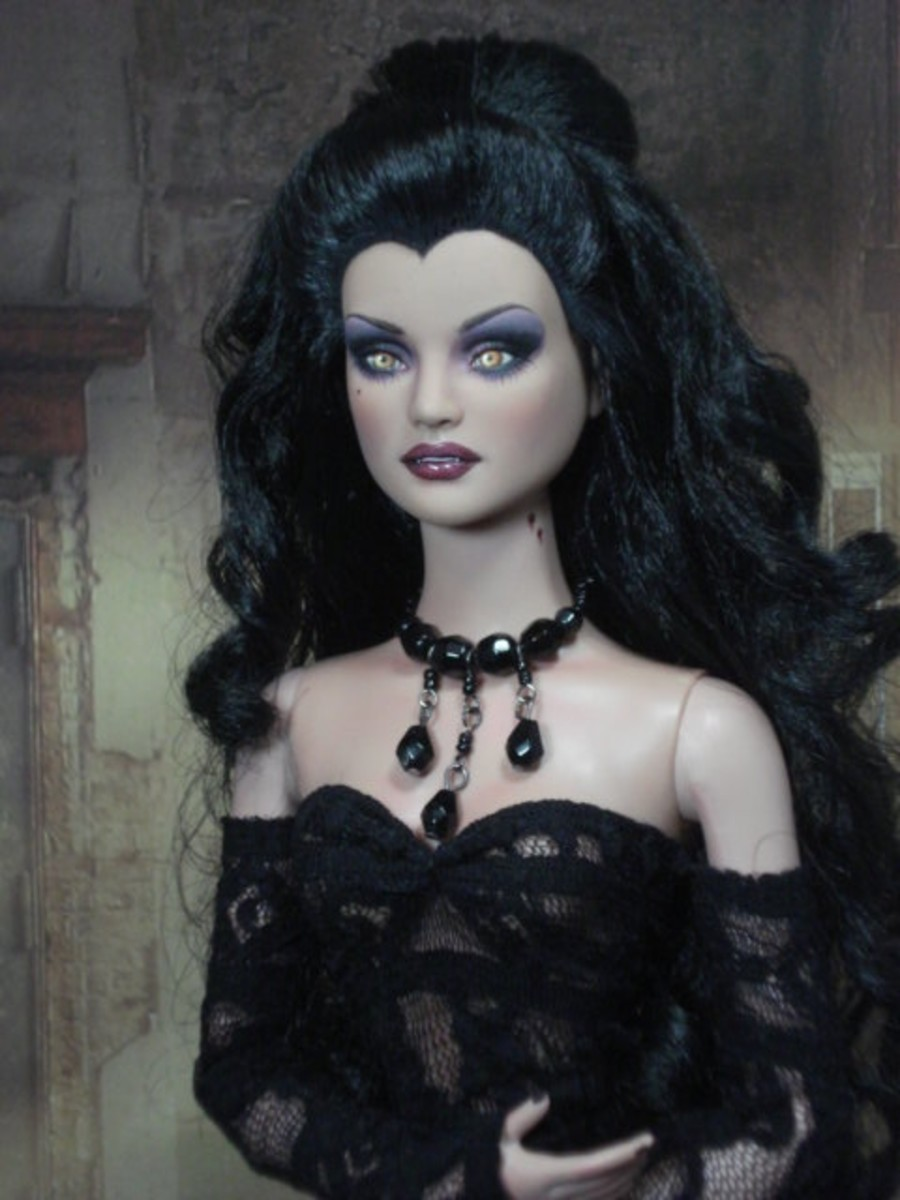 """""""Marta"""" - Bordello Dolls - March 2012"""