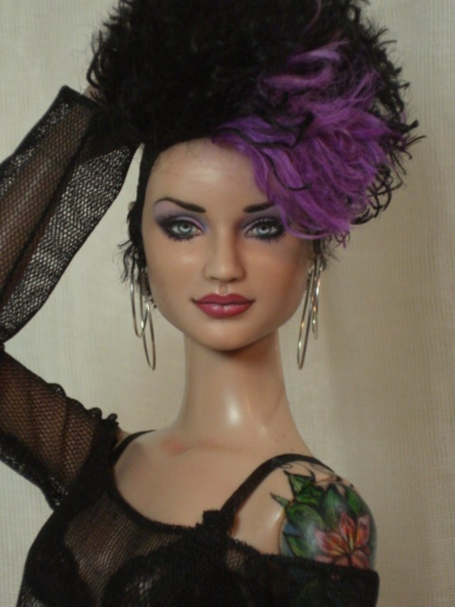 """Karma"" -- Bordello Dolls -- October 2010"