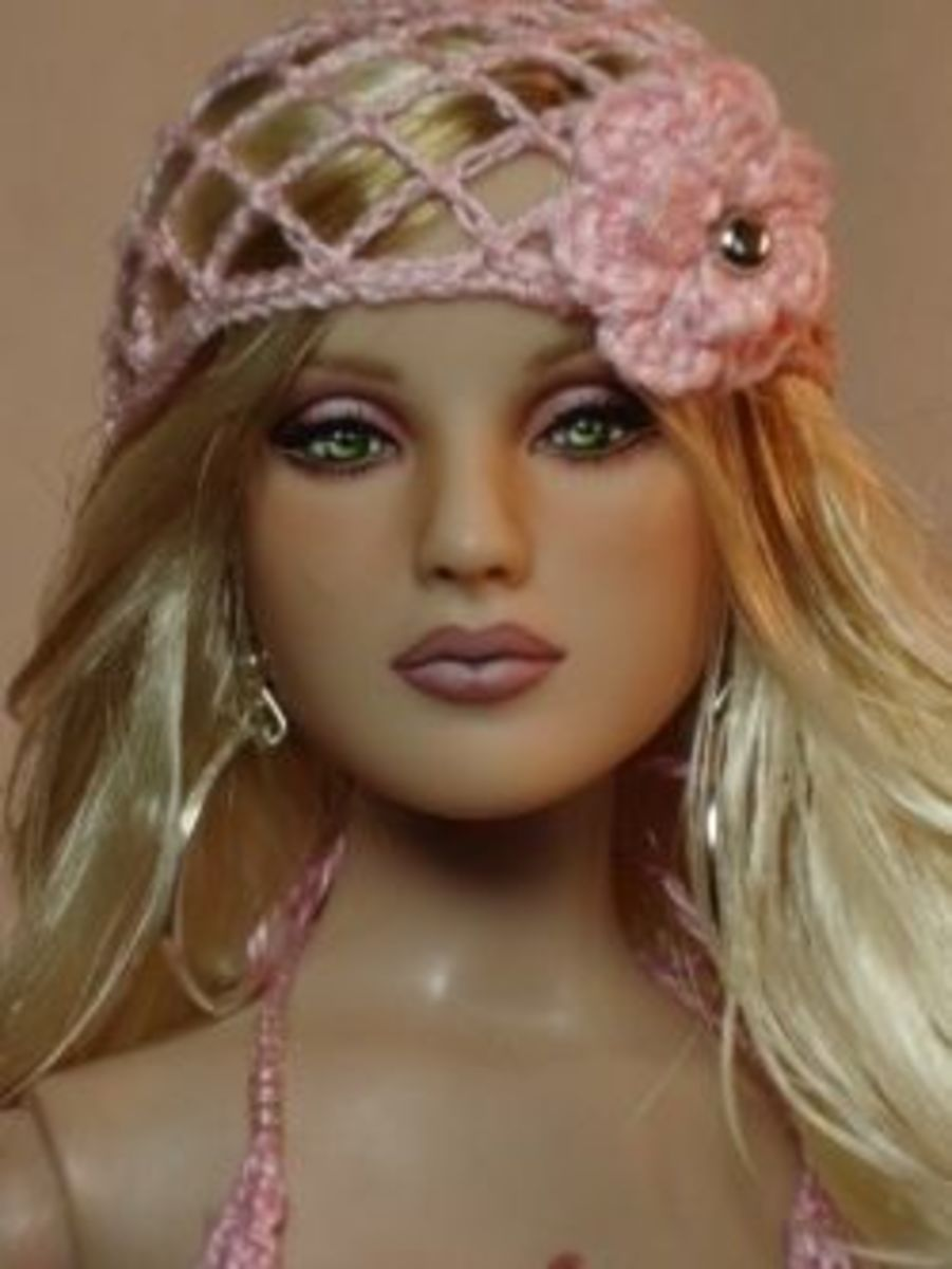 """""""Danielle"""" by Bordello Dolls"""