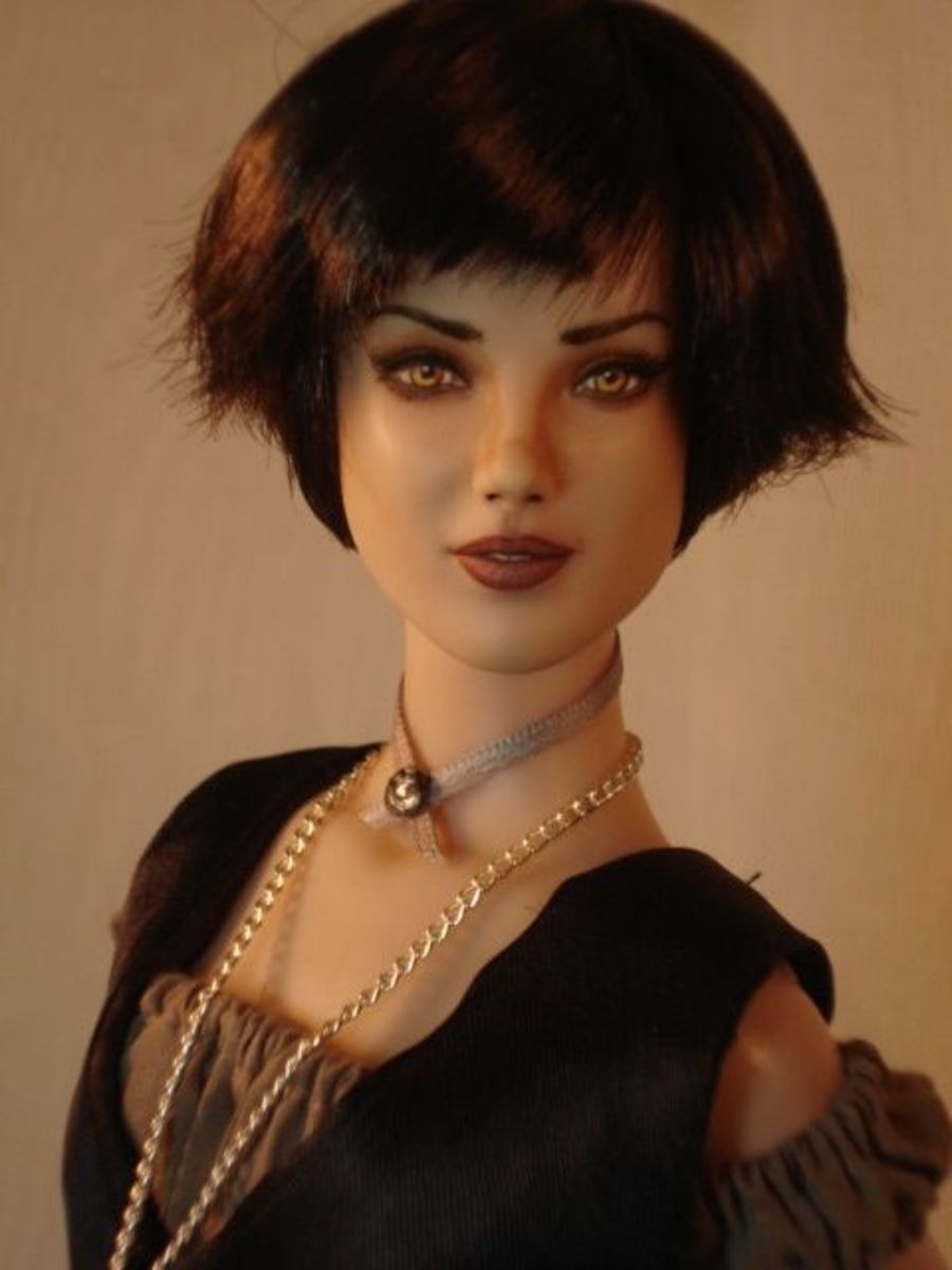 "Ashley Green as ""Alice Cullen"" - October 2010"