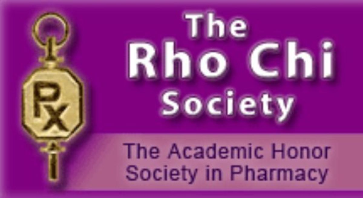 Pharmaceutical Academic Society where one has to get initiated into in order to be a member.