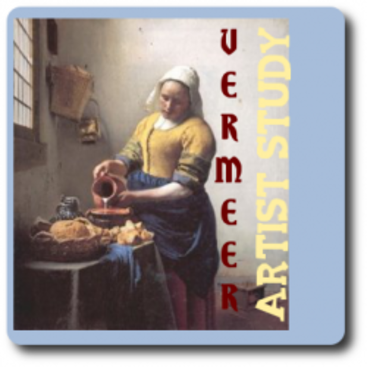 Vermeer Artist Study