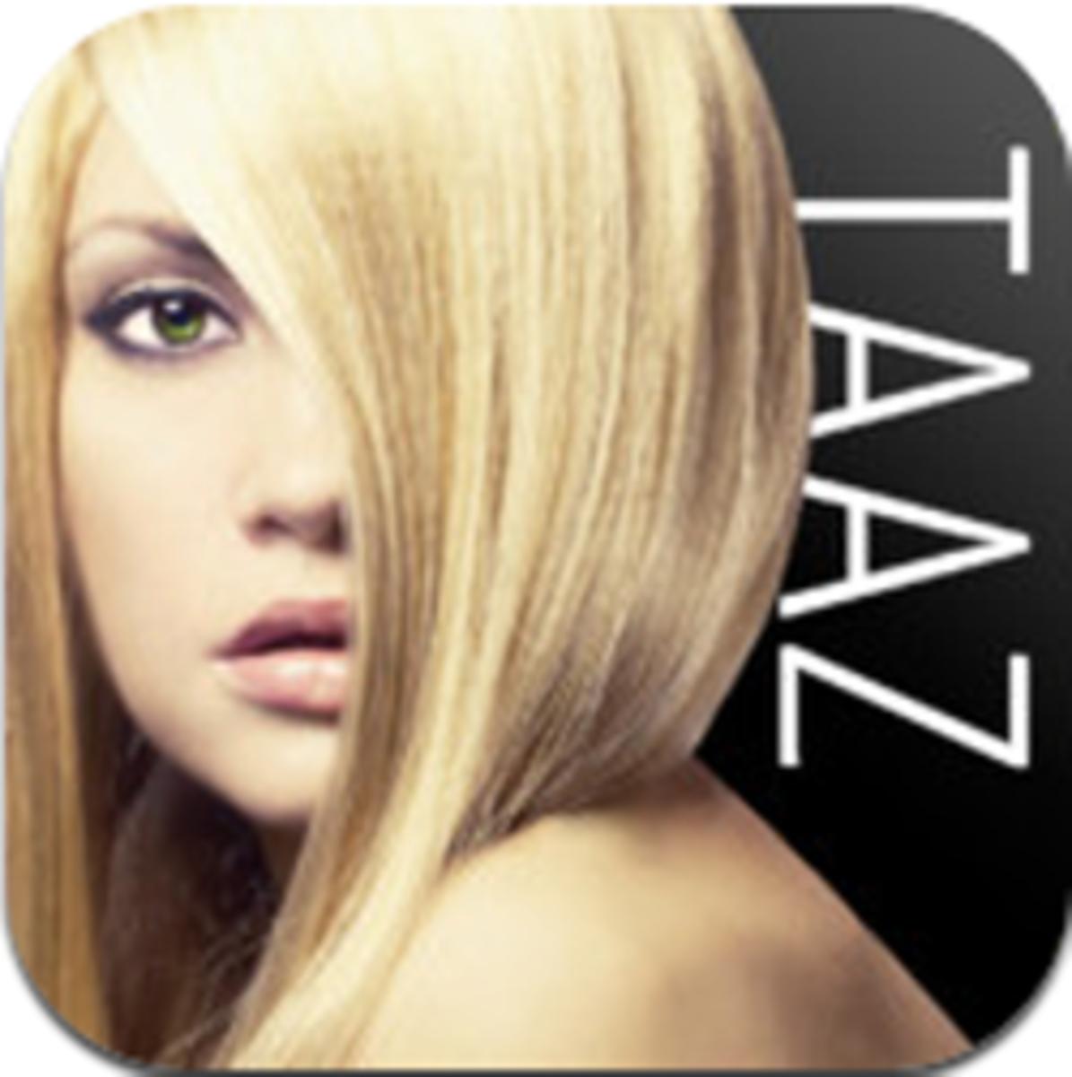 Taaz Photo Makeover