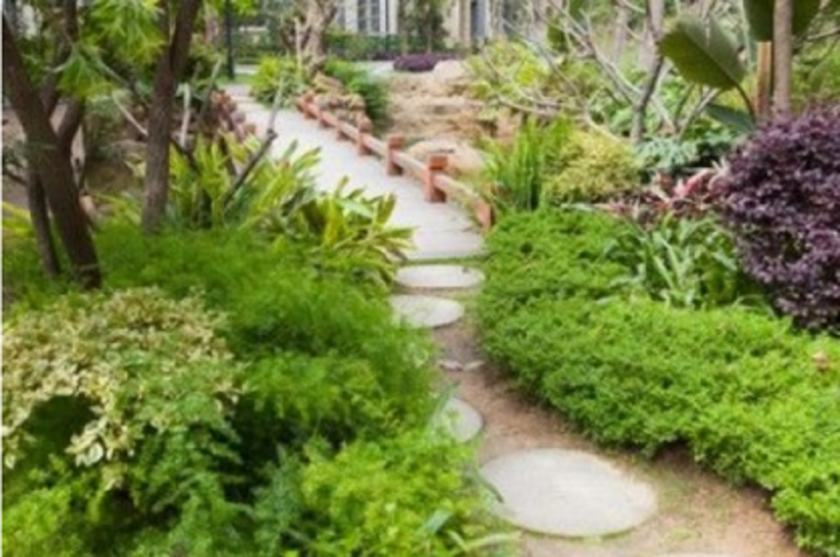 Inspiring Garden Path Ideas