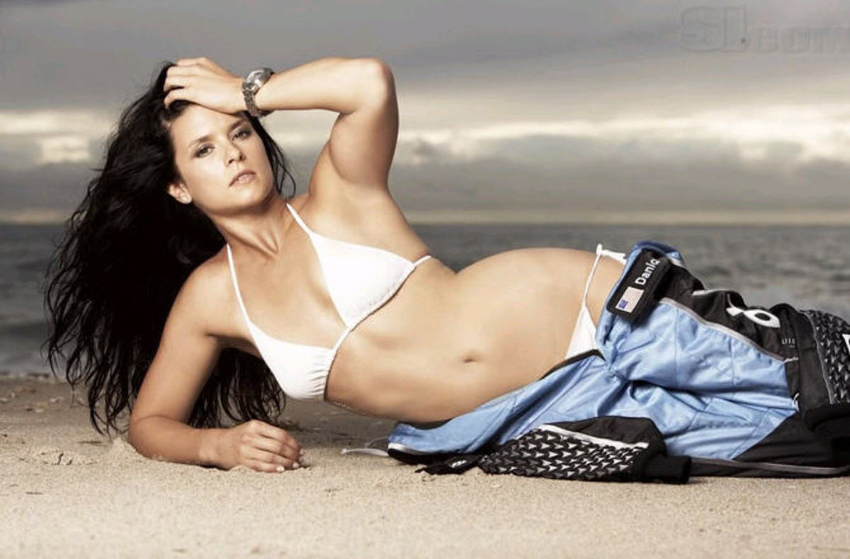 danica patrick swimsuit. Danica Patrick swimsuit and
