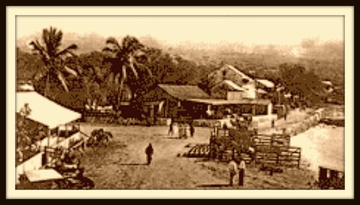 Kailua-Kona Hawaii 1820