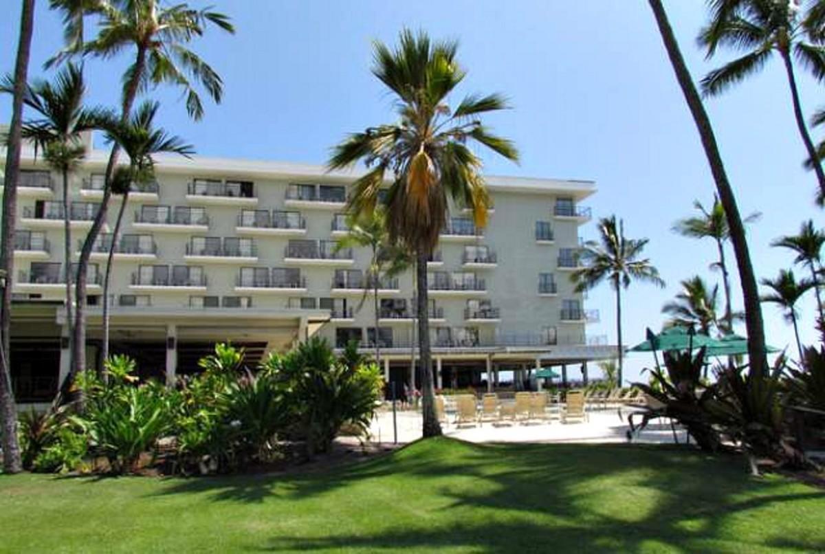 Keauhou Beach Hotel