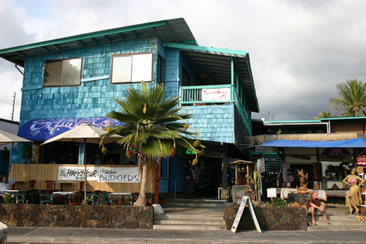 Kailua-Kona Village, Hawai'i