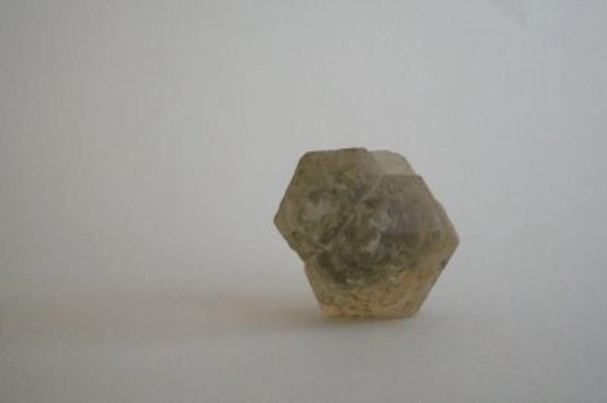 Hanksite Crystal
