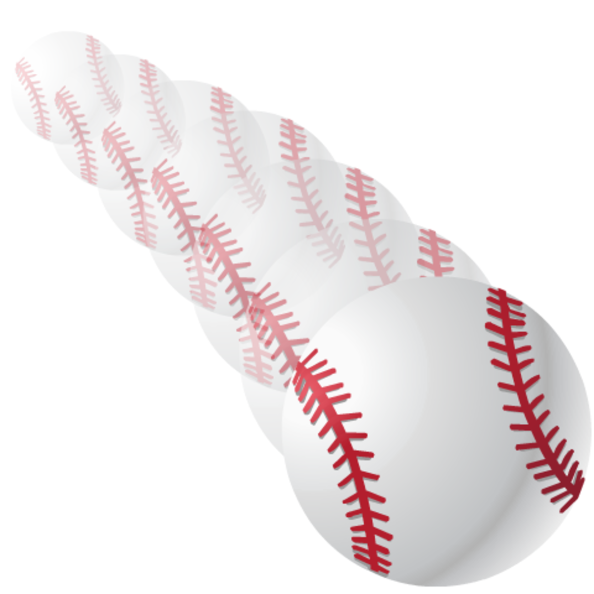 Free Softball and Baseball Clip Art