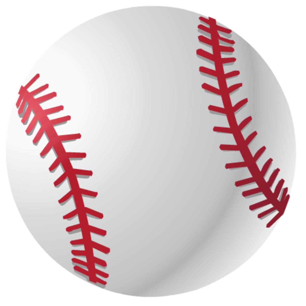 Free baseball clip art: baseball