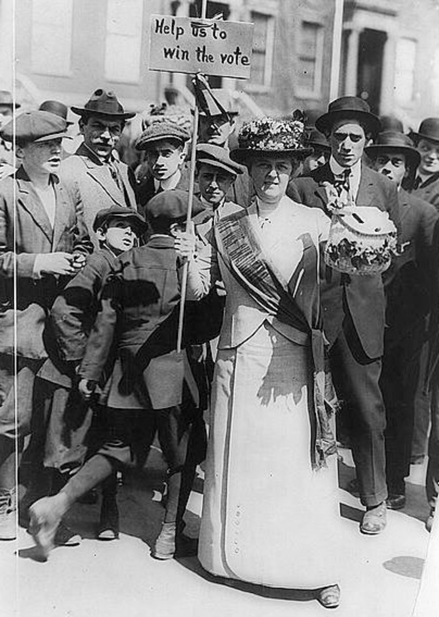 Mansfield Died In 1911 Before Passage Of The 19th Amendment But Did Much For The Sufferage Movement