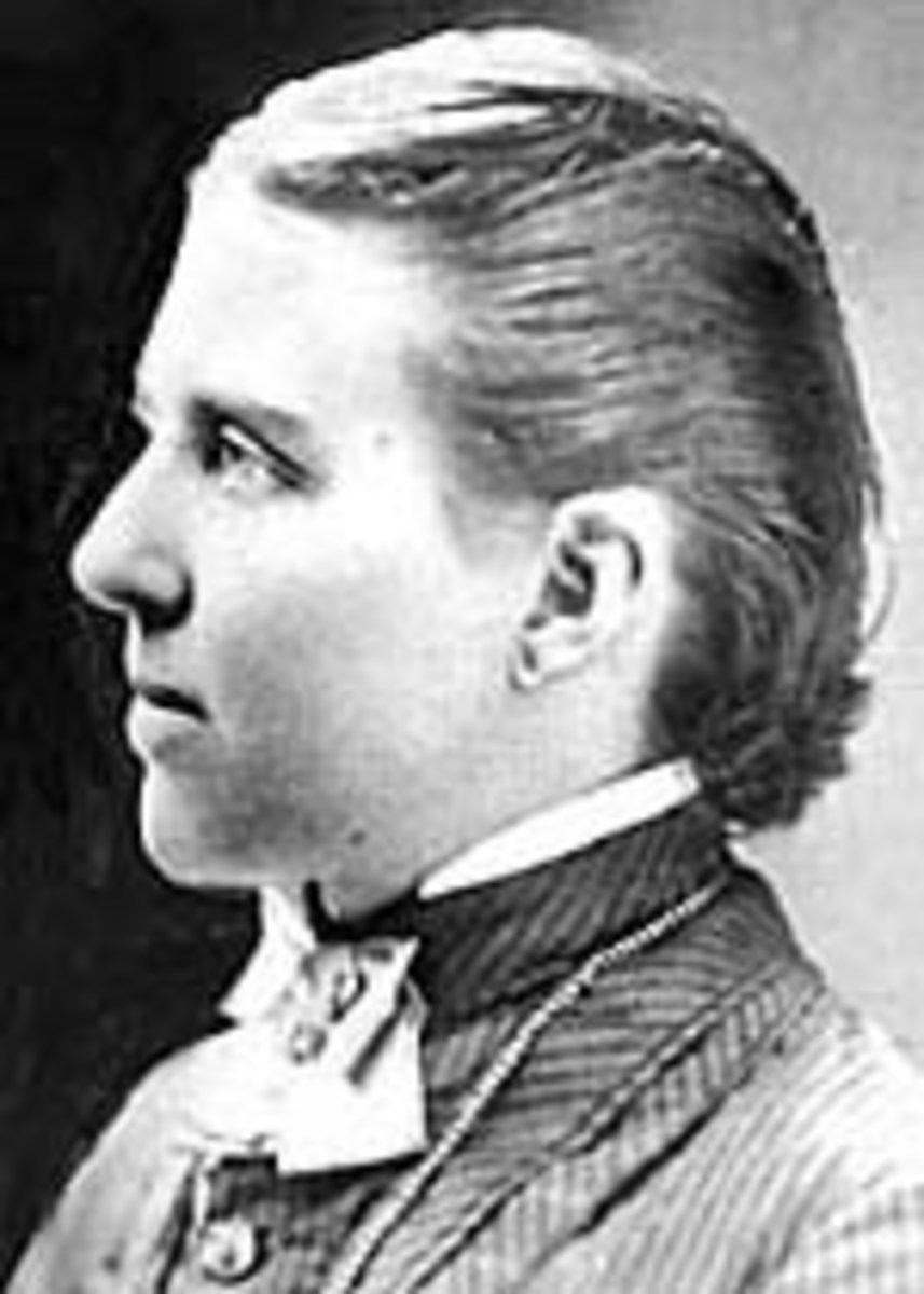 Arabella Mansfield - The First Female Attorney