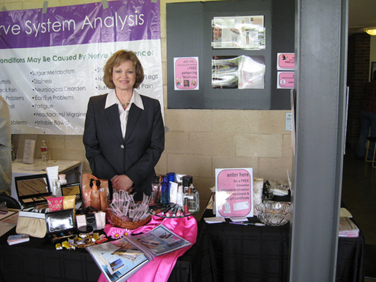 The Mary Kay Way (Creative Commons photo, courtesy of networker on Flickr)