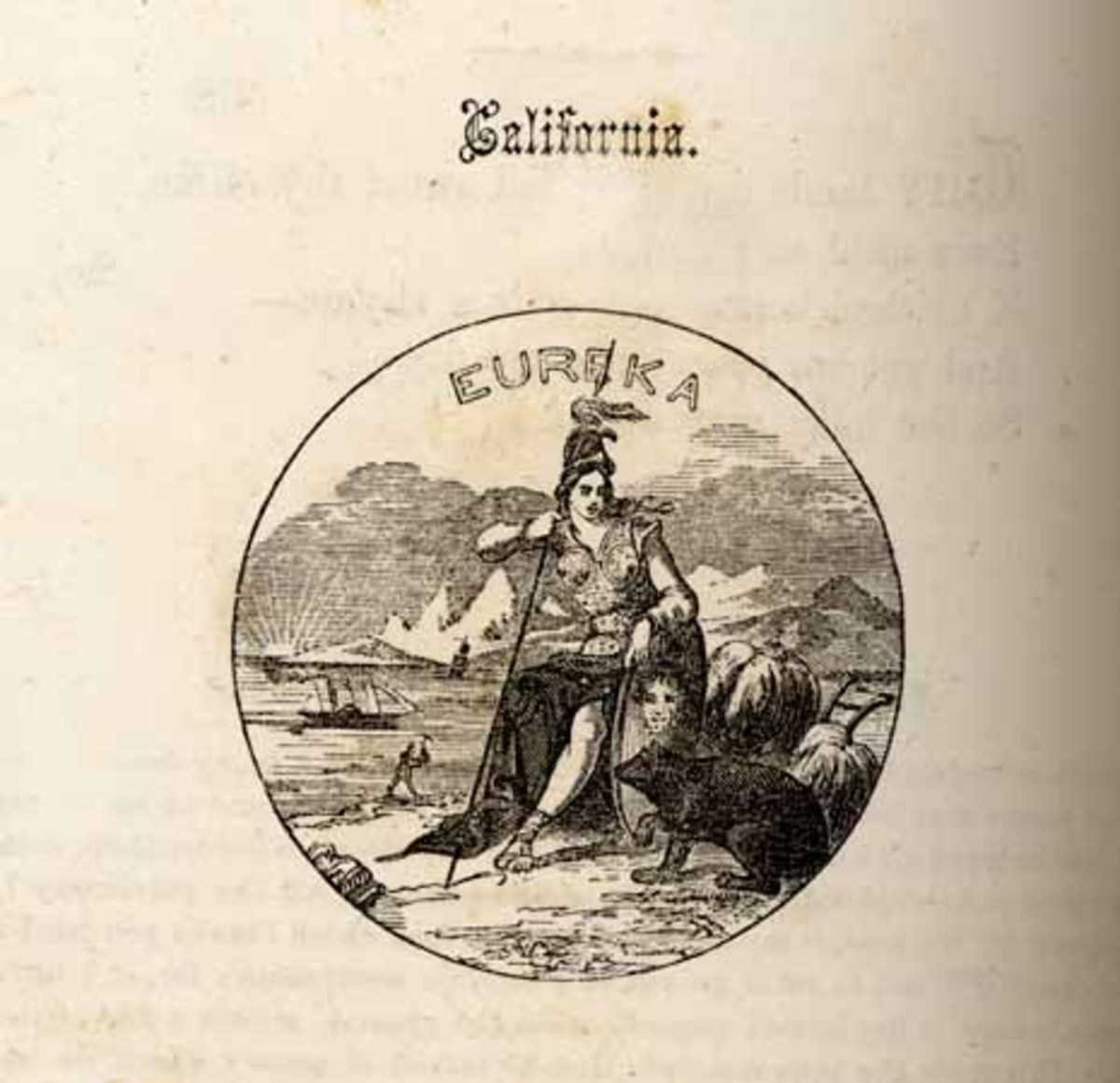 When California Was Admitted As A State Monterey Lost Its Stature As The Center Of California Government
