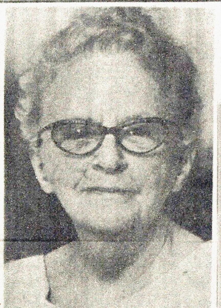 Grandma Lottie