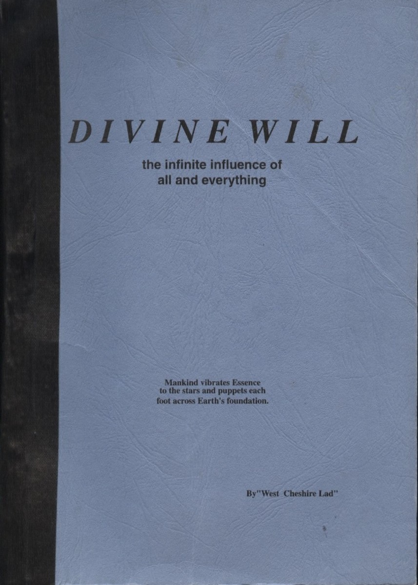 "Front cover of ""Divine Will"""