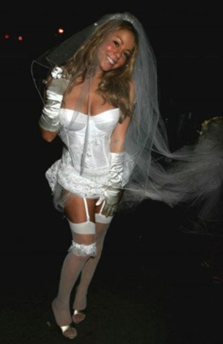Slutty Bridal Dresses
