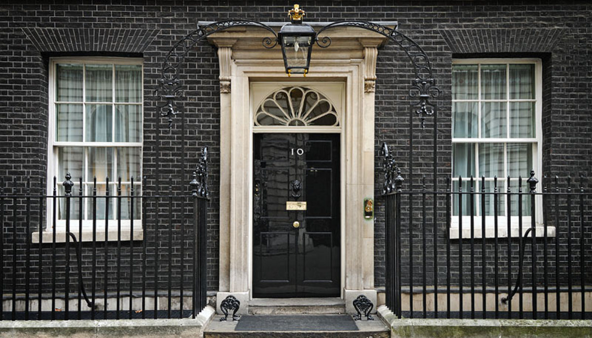 Number 10 Downing Street is the residence and office of the First Lord of the Treasury and Prime Minister of the United Kingdom.