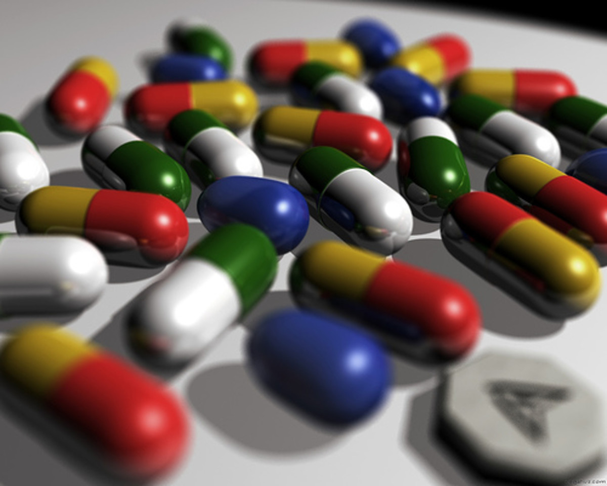 Prescribed pills may help but can also bring side effects that are tough to deal with.