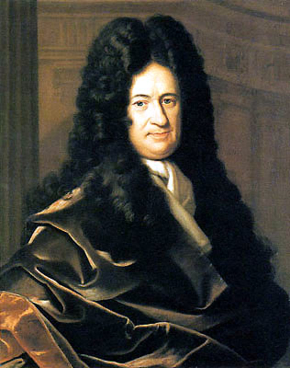 Leibniz was one of the great optimists of the Rationalist school and many of his theories defended the idea of God against the Deists.